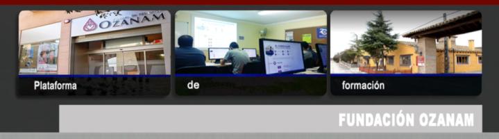 Plataforma de Formación de la Fundación Federico Ozanam